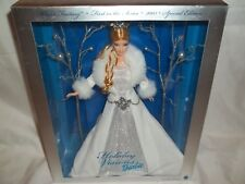 2003 Holiday Visions Barbie 1st In A Series. Really Nice!