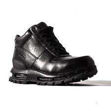 $170 NIKE ACG AIR MAX GOADOME 2013 Triple Black 10 lunar force 1 sneakerboot 95