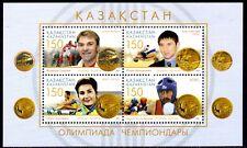 Kasachstan Block 39 ** Olympiasieger (2850)