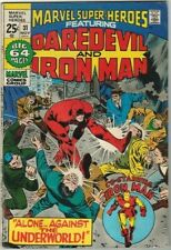 Marvel Super-Heroes Volume 1 Issue #31- Daredevil and Iron Man