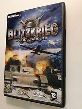 Blitzkrieg: Rolling Thunder - Gioco PC genere Strategico
