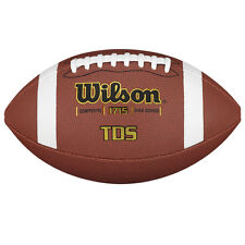 Wilson® Td Composite Series Official Size Football - Nfhs approved