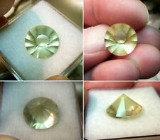 Top-Original Libyan Desert Glass Round Faceted 9 Carat