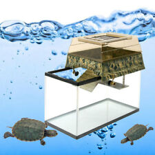 Aquarium Tank Turtle Reptile Basking Terrace Island Platform House Dock~