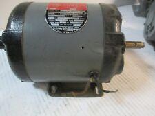 1725//1425 Rpm 1//2 HP AO Smith S48A64C28 1 ph 115//230 V.