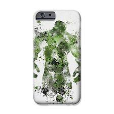 "Marvel Case/Cover Apple iPhone 7 Plus (5.5"") / Screen Protector / Soft Gel Hulk"