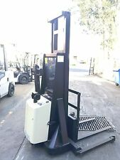 Crown Walkie Reach Stacker 3.3m Lift Fully Refurbished $5999+GST Negotiable