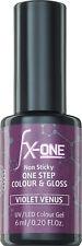 alessandro FX-One Colour & Gloss Violet Venus 6ml  No 02-920