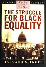 Black Majority Colonial South Carolina/The Struggle for Black Equality 2 pbks