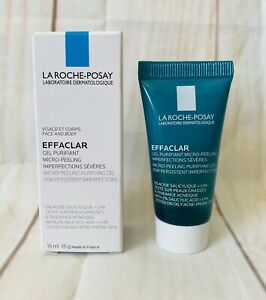 La Roche Posay Effaclar Micro-peeling Purifying Gel 2% Salicylic Acid+LHA- 15ml