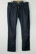 Mens Naked & Famous Japan Selvedge Weirdguy Cotton Wool Jeans 36x36 38 Canada