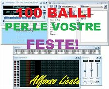 Top 100 Basi karaoke midi ballabili - Balli di gruppo - liscio - caraibici
