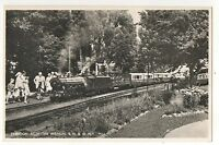 RPPC Typhoon, RH&D Miniature Railway Dymchurch England Real Photo Postcard