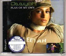 (E414) Deeyah, Plan of My Own - DJ CD