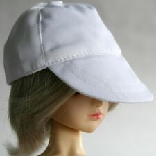 21# White Baseball Leisure Cap/Hat/Outfit 1/3 MSD DOD DZ LUTS BJD Doll Dollfie