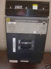 Thermal-Magnetic Curcuit Breaker 600 AMP 3 Phase