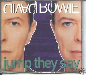 david bowie - jump they say  cd single