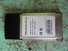 CARTE WIFI FREE POUR FREEBOX V4 - PC CARD PCMCIA RESEAU WIFI wpcb 104 gb