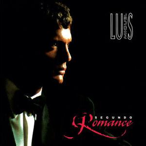LP VINYL LUIS MIGUEL SEGUNDO ROMANCE BRAND NEW SEALED