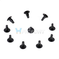 20x Nylon Rivet Panel Range Retaining Clip Fastener for Nissan # 01553-00401