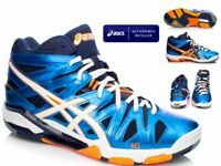 Volleyball Shoes ASICS GEL SENSEI 5 MT B401Y 4101 Volleyball Schuhe