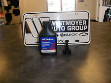 AC Delco Supercharger Oil 4 Oz Bottle 10-4041 GM# 12345982