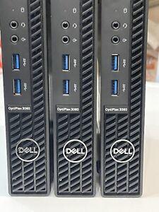 PC Dell Optiplex 3080 micro, Intel Core i5-10500T @2.3 GHz, Ram 8 Go, SSD 256 Go