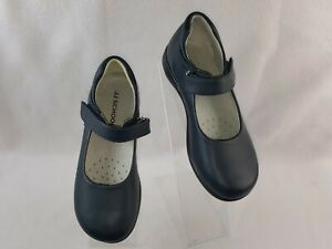 """Jumping Jacks /""""Classy/"""" Little Girls Mary Jane Shoes Brown Size 2 M"""