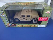 The Ultimate Soldier X-d M1025 Command Vehicle and Action Figure 1 18