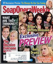 Soap Opera Weekly - 2011, February 22 - Exclusive Preview, Baby Drama