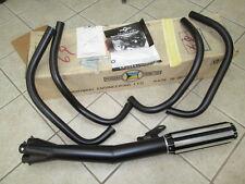NOS Moriwaki 4 into 1 Exhaust Silencer & Pipes Set 1982 Kawasaki KZ750 R1 GPZ750