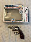 Rare! Vintage Coibel 38. Special Hi-Power, cap gun pistol, diecast toy Replica