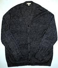 Mens XL GAP Cotton Acrylic Knit Cardigan Sweater Front Pockets