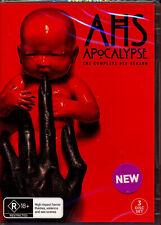 American Horror Story Apocalypse Season 8 BRAND NEW Region 4 DVD