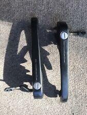 GENUINE PORSCHE 944 951 SCRIPT DOOR HANDLES Hatch, Ignition, Glove, Gas, 2 Keys