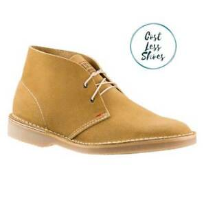 Rossi Sahara 4015 Lace Up Casual Desert Boot Wheat Suede