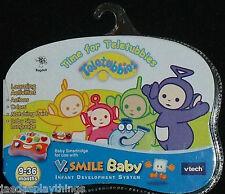 VTech VSmile Baby TELETUBBIES Smartridge Cartridge NEW Sealed