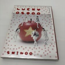 SHINee LUCKY STAR CD+DVD Limited Edition Free Shipping