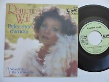 RAMONA WULF Parlez moi d amour 911188    FRANCE Discotheque RTL