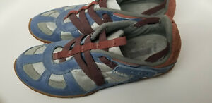Diesel Mosley Rare Sneakers,  Blue - Red collectors