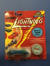 JOHNNY LIGHTNING 1:64 SCALE THE CHALLENGERS WASP (BLUE)