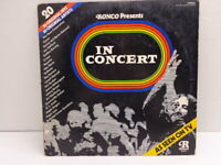 RONCO Presents In Concert - LP 20 Original Hits - AS SEEN ON TV - 1975