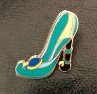 💜 Exclusive Princess Jasmine High Heel Shoe Slipper - Walt Disney's Aladdin Pin