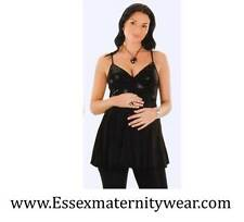 Unbranded Cotton Sleeveless Maternity Tops and Shirts