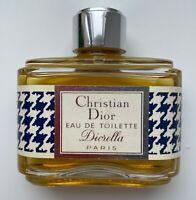 Christian dior diorella EAU DE TOILETTE 120 ml 4 FL OZ VINTAGE