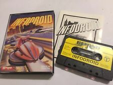 Infodroid COMMODORE 64 C64 cassette gioco per oltre