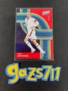 David Beckham 2020-21 Panini The National SP- 10/50