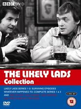 THE LIKELY LADS COLLECTION dvds Boxset SEALED/NEW + Whatever Happened To? series