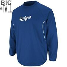 Majestic Los Angeles Dodgers Mens BIG & TALL Authentic Therma Base Tech Fleece