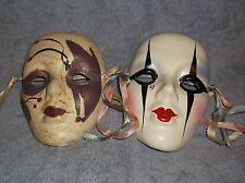 Mardi Gras Masks wall decor